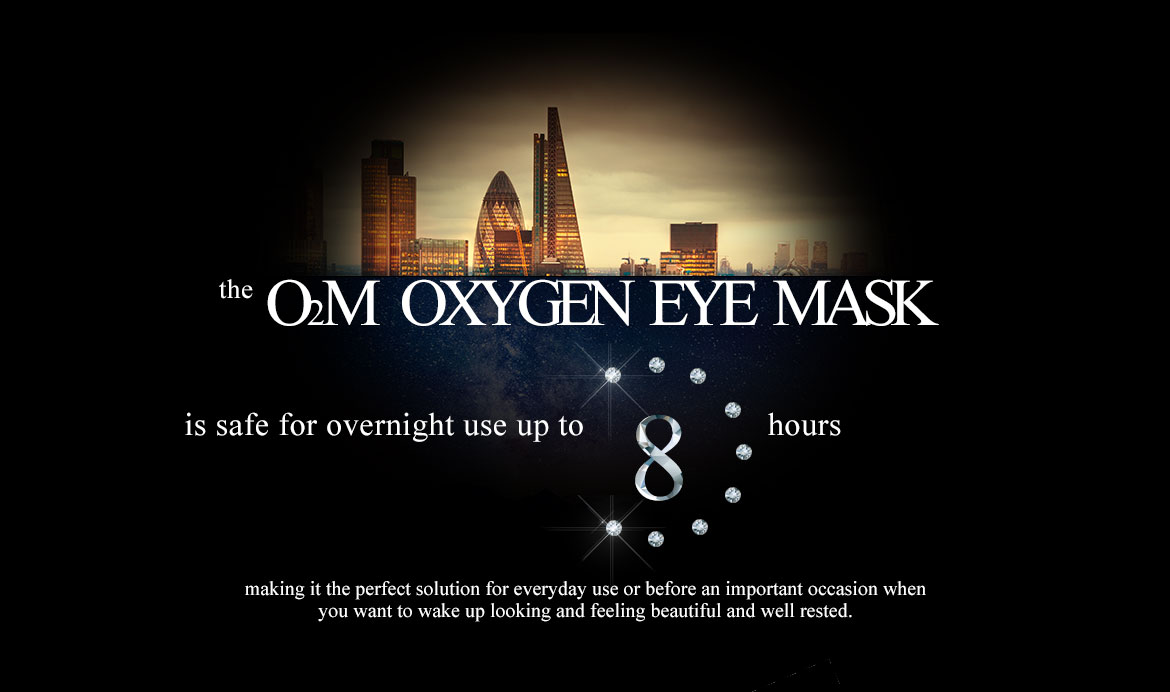 8-hour SPA Oxygen Eye Mask